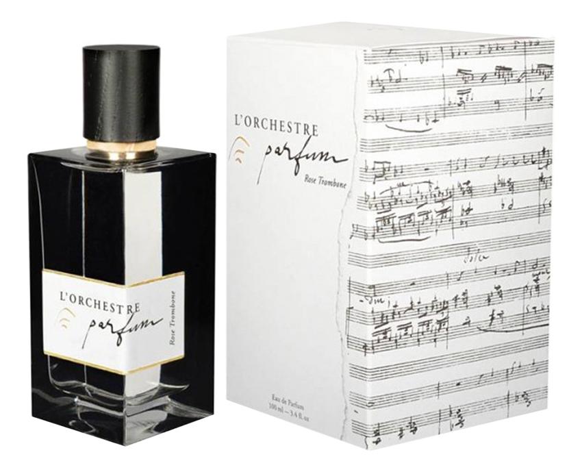 Купить Rose Trombone: парфюмерная вода 100мл, L'Orchestre Parfum