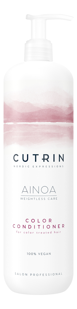 Купить Кондиционер для сохранения цвета волос Ainoa Color Conditioner: Кондиционер 1000мл, CUTRIN