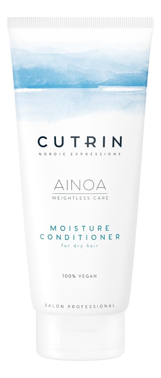 Кондиционер для увлажнения волос Ainoa Moisture Conditioner: Кондиционер 200мл кондиционер для увлажнения волос ainoa moisture conditioner кондиционер 75мл