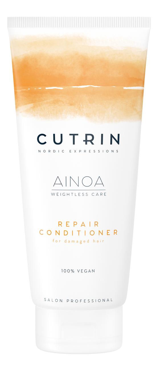 Фото - Кондиционер для восстановления волос Ainoa Repair Conditioner: Кондиционер 200мл кондиционер для интенсивного восстановления волос intensive repair conditioner 250мл