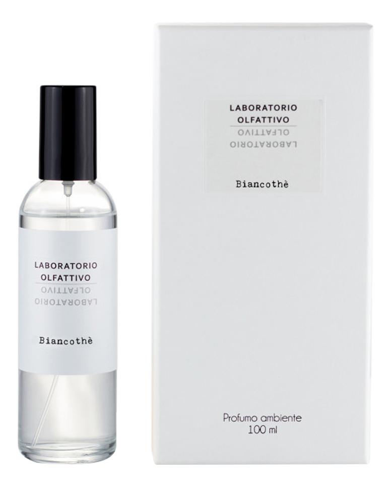 Купить Ароматический спрей для дома Biancothe: спрей 100мл, Laboratorio Olfattivo
