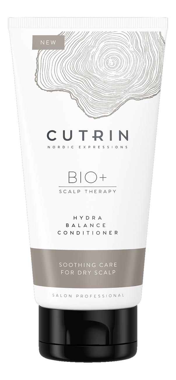 Купить Кондиционер для увлажнения кожи головы Bio+ Hydra Balance Conditioner: Кондиционер 200мл, CUTRIN