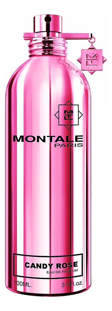 Montale Candy Rose: парфюмерная вода 100мл тестер