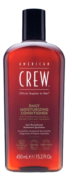 Купить Увлажняющий кондиционер для ежедневного ухода за волосами Daily Moisturizing Conditioner: Кондиционер 450мл, American Crew