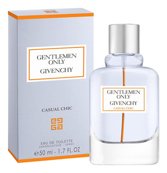 Gentlemen Only Casual Chic: туалетная вода 50мл gentlemen only туалетная вода 50мл
