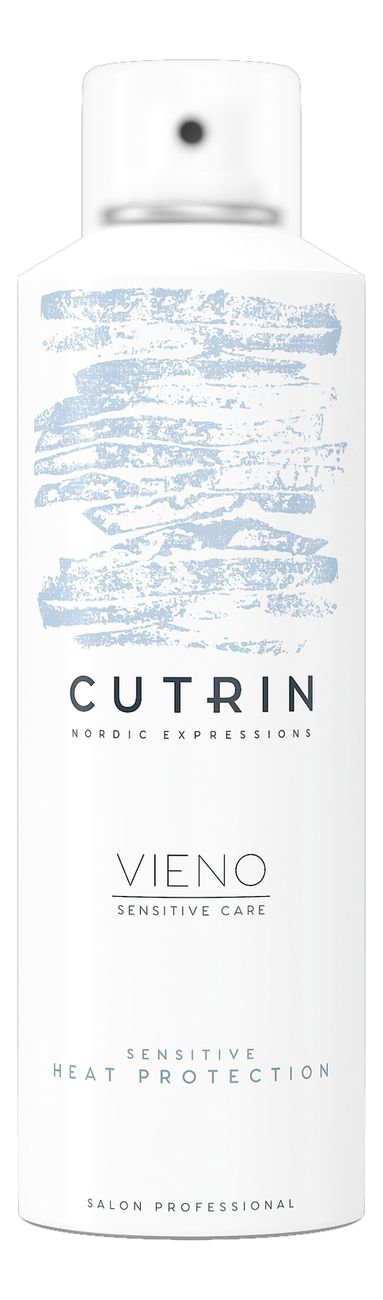 Купить Термозащитный спрей для волос Vieno Sensitive Heat Protection 200мл, CUTRIN