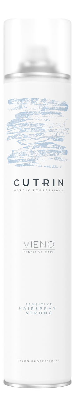 Купить Лак для волос Vieno Sensitive Hairspray Strong: Лак 450мл, CUTRIN