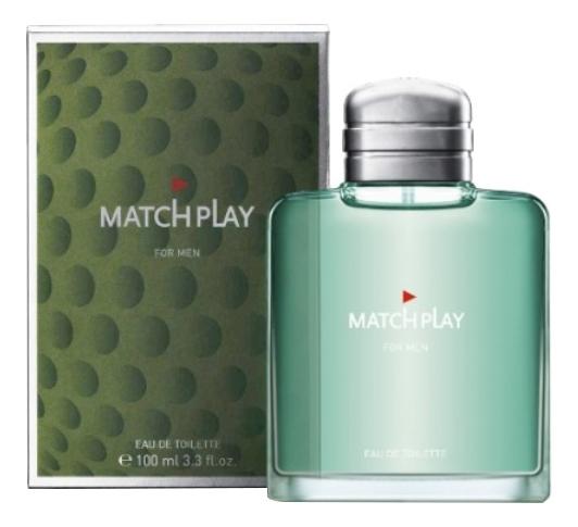 Фото - Match Play: туалетная вода 100мл куртка match g1093