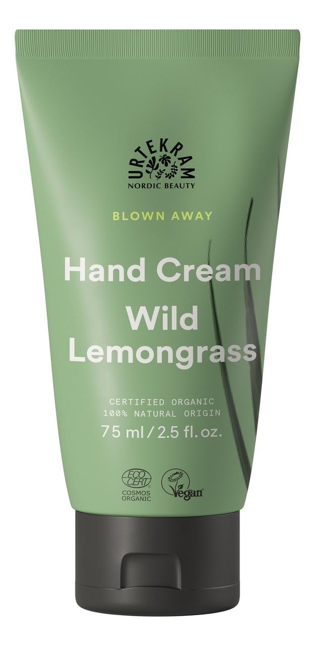 Купить Крем для рук Hand Cream Wild Lemongrass: Крем 75мл, Urtekram