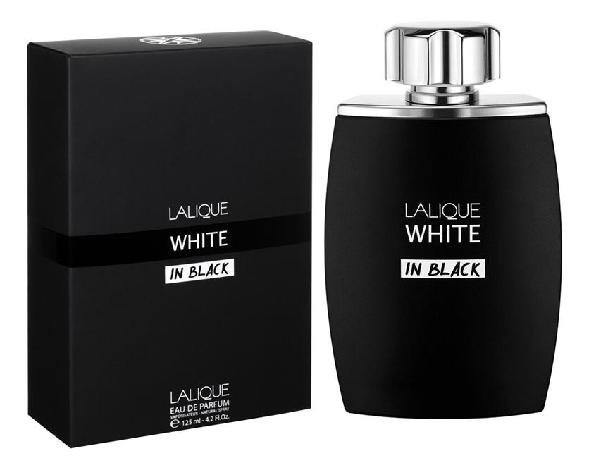 Купить White in Black: парфюмерная вода 125мл, Lalique