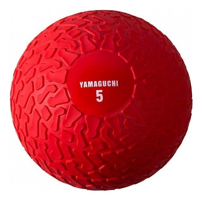 Купить Слэмбол для занятий кроссфитом SlamBall 5кг, YAMAGUCHI