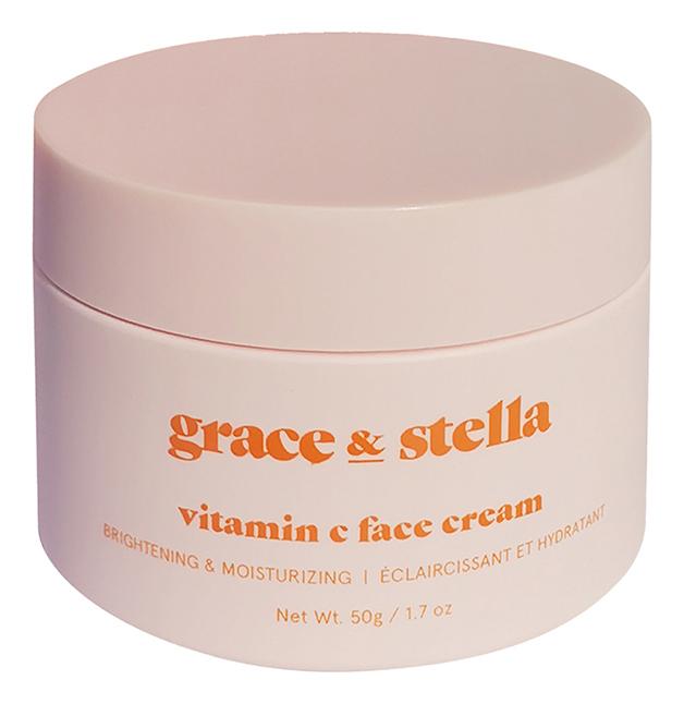 Купить Крем для лица с витамином С Vitamin C Face Cream 50г, Grace and Stella