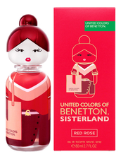 Benetton Sisterland Red Rose