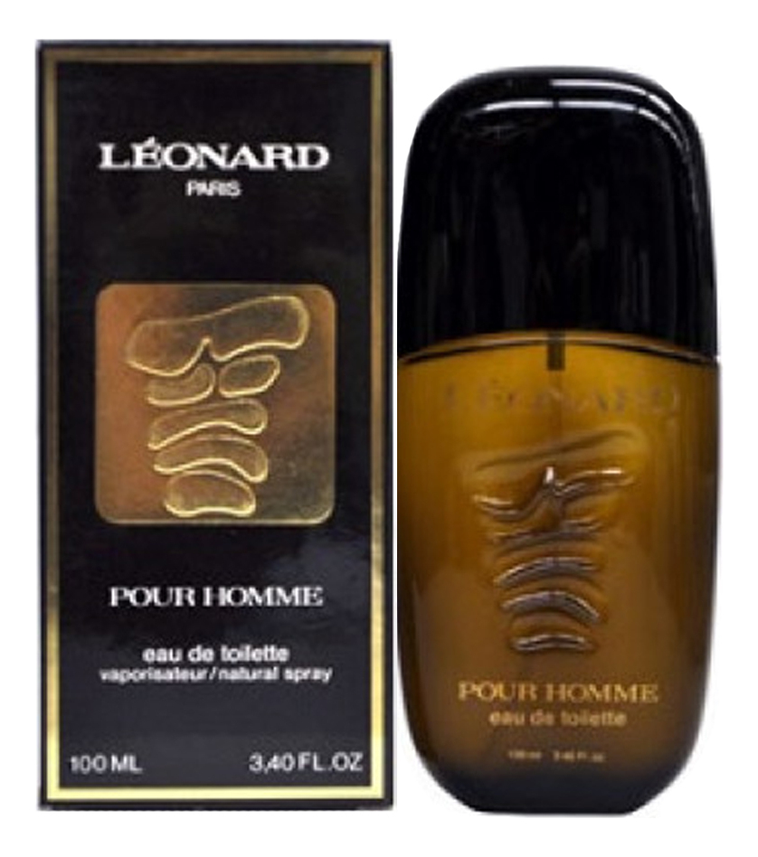 Купить Pour Homme: туалетная вода 100мл, Leonard