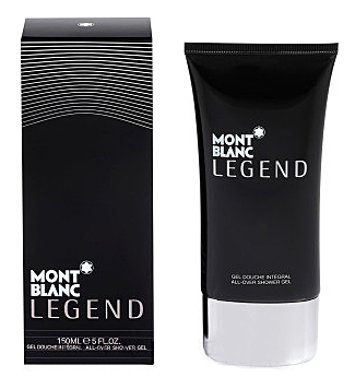 Mont Blanc Legend men: гель для душа 150мл