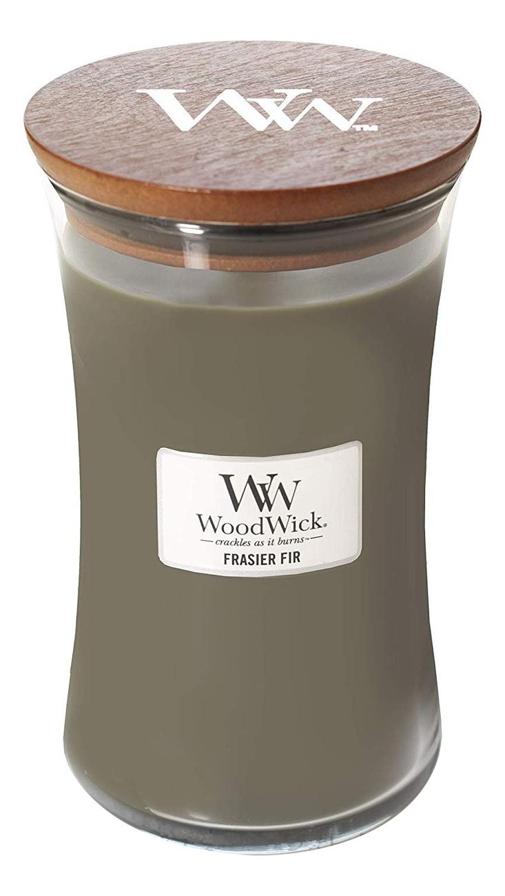 Купить Ароматическая свеча Frasier Fir: свеча 609, 5г, WoodWick