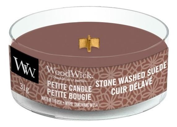 Ароматическая свеча Stone Washed Suede: свеча 31г