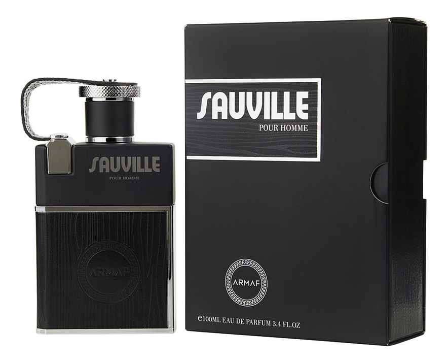 Фото - Sauville Pour Homme: туалетная вода 100мл armaf magnificent pour homme парфюмерная вода 8мл
