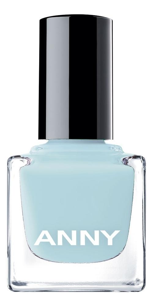 Купить Лак для ногтей Pastel Paradise Collection 15мл: 383.50 Stormy Blue, ANNY