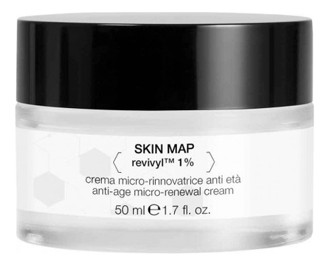 Омолаживающий крем для лица Skin Map Anti-Age Micro-Renewal Cream 50мл