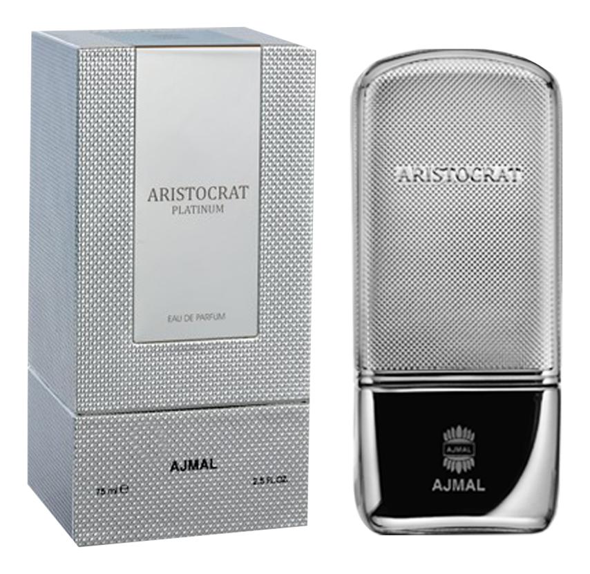 Купить Aristocrat Platinum: парфюмерная вода 75мл, Ajmal