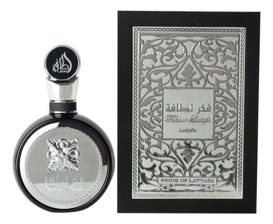Купить Fakhar Black: парфюмерная вода 100мл, Lattafa