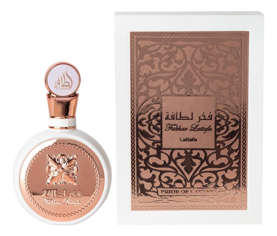 Купить Fakhar White: парфюмерная вода 100мл, Lattafa