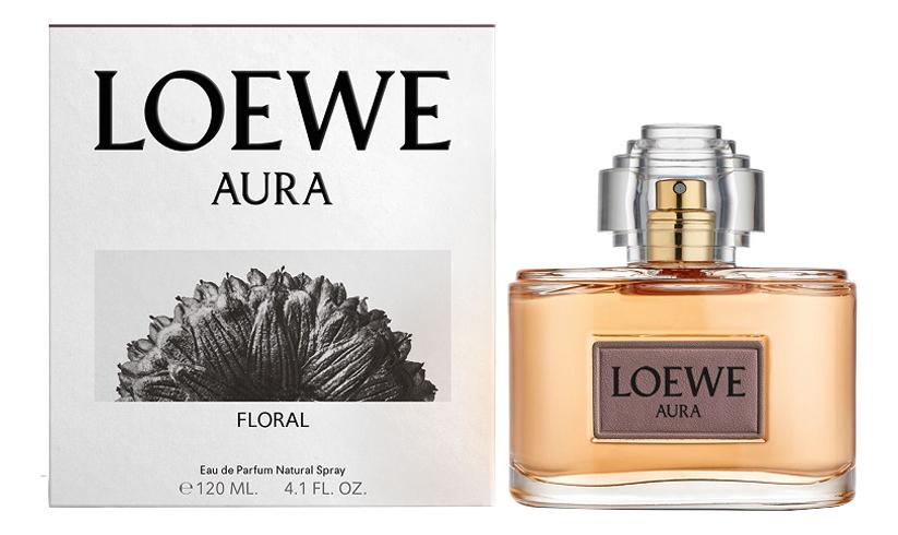 Aura Loewe Floral 2020: парфюмерная вода 120мл loewe мокасины