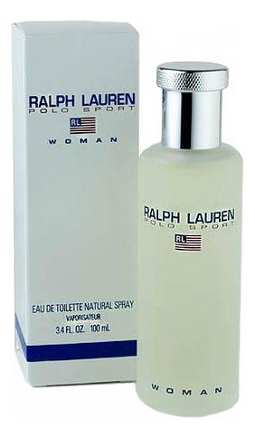 Ralph Lauren Polo Sport Woman: туалетная вода 100мл ralph lauren extreme polo sport туалетная вода 100мл