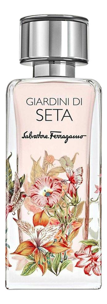 Giardini Di Seta: парфюмерная вода 50мл f by ferragamo парфюмерная вода 50мл