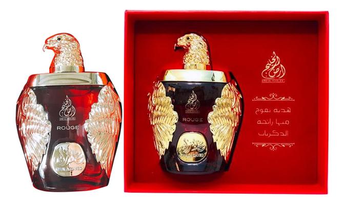 Купить Ghala Zayed Luxury Rouge: парфюмерная вода 100мл, Ard Al Khaleej