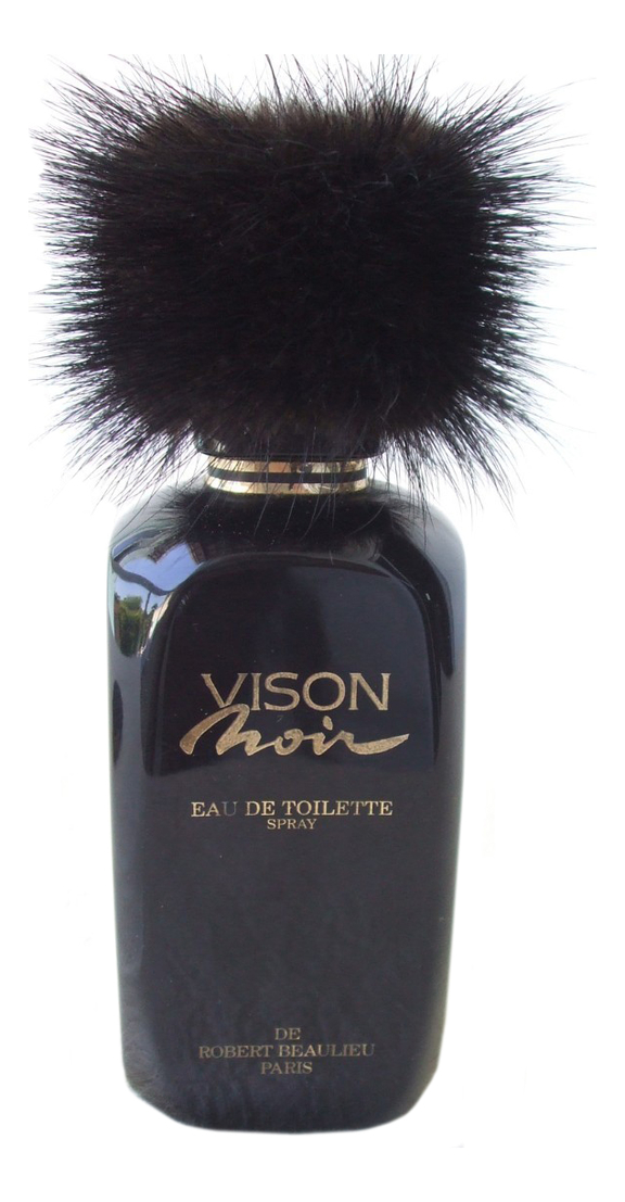 Vison Noir: туалетная вода 50мл винтаж недорого