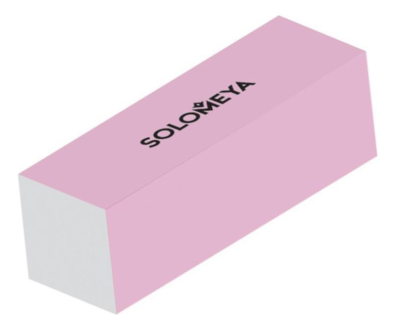 Блок-шлифовщик для ногтей Sanding Block: Delicate Pink