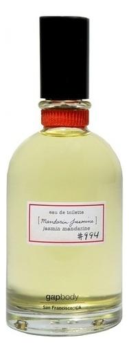 GAP Mandarin Jasmine No 094: туалетная вода 100мл тестер gap grass туалетная вода 100мл тестер