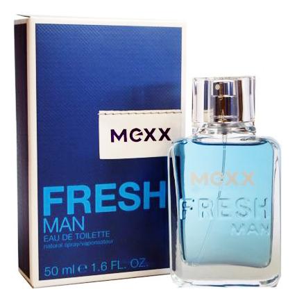 Fresh Man: туалетная вода 50мл fresh for him туалетная вода 50мл