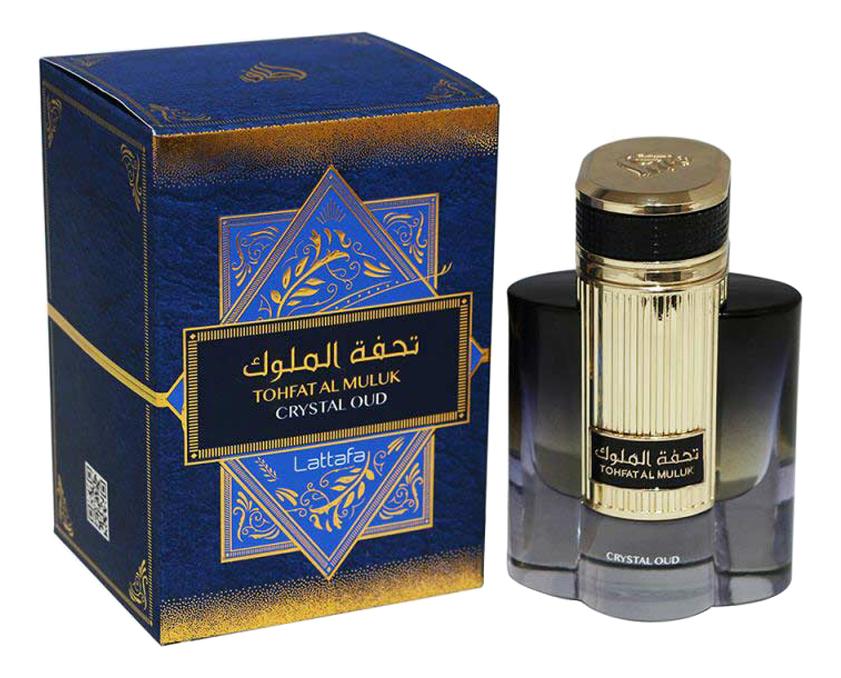 Купить Al Muluk Crystal Oud: парфюмерная вода 100мл, Lattafa