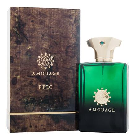Купить Epic for men: парфюмерная вода 50мл, Amouage