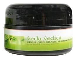 Купить Крем для волос и кожи головы 50мл, Veda Vedica