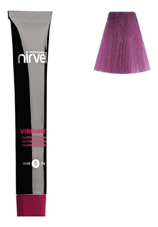 Перманентный краситель для волос на основе протеинов пшеницы Artx Vibrant 60мл: PR-56 Пурпурный 0 pr на 100