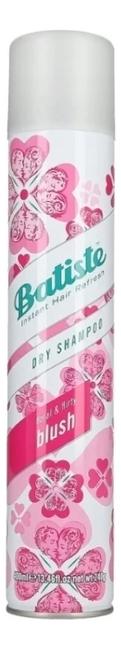 Сухой шампунь с цветочным ароматом Dry Shampoo Floral & Flirty Blush, Сухой шампунь с цветочным ароматом Dry Shampoo Floral & Flirty Blush, Batiste  - Купить