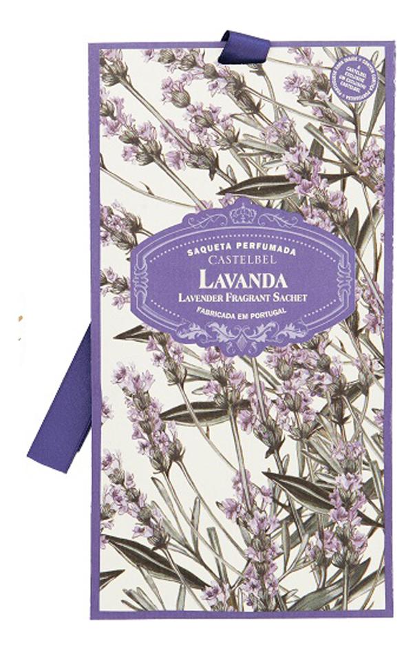 Castelbel Ambiente Lavender: ароматическое саше 10г ароматическое саше butterflies 10г