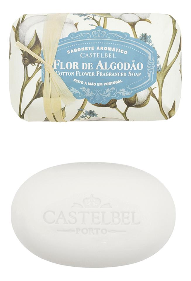 Купить Мыло Cotton Flower: мыло 150г, Castelbel Porto