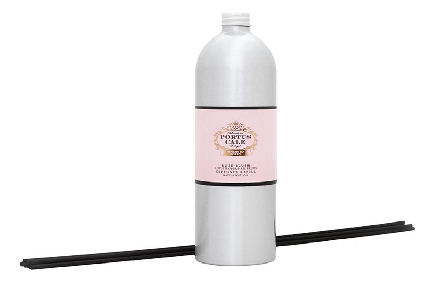 Купить Portus Cale Rose Blush: ароматический диффузор 900мл (запаска), Castelbel Porto
