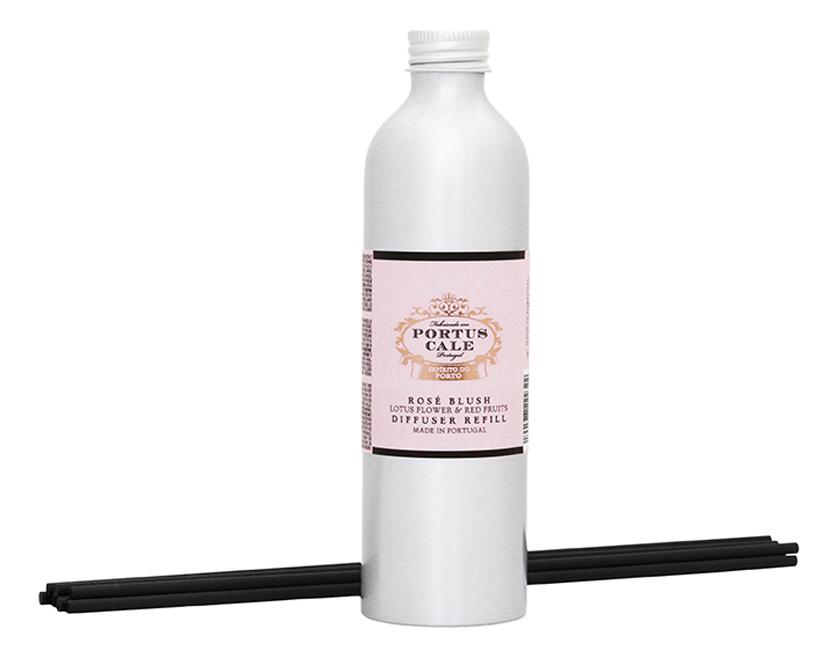 Купить Portus Cale Rose Blush: ароматический диффузор 250мл (запаска), Castelbel Porto