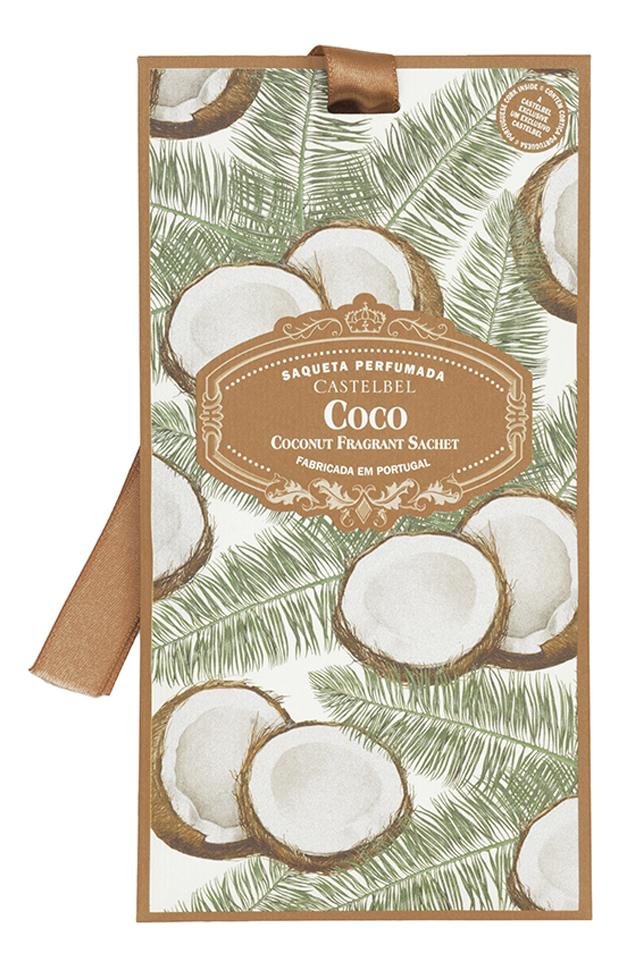 Ароматическое саше Coconut 10г ароматическое саше butterflies 10г