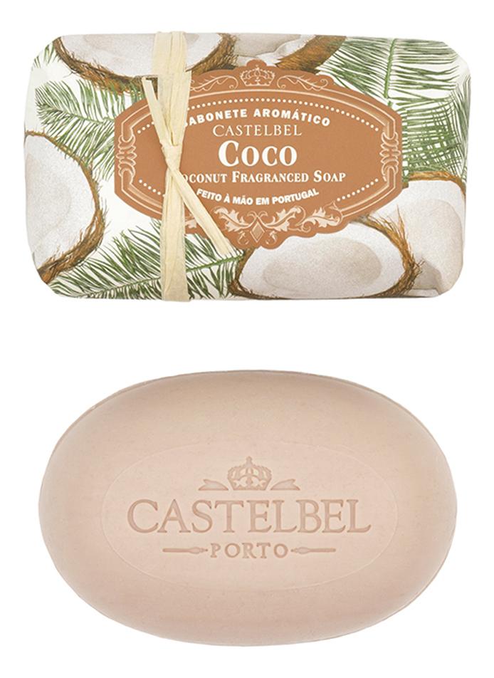 Купить Мыло Coconut: мыло 150г, Castelbel Porto