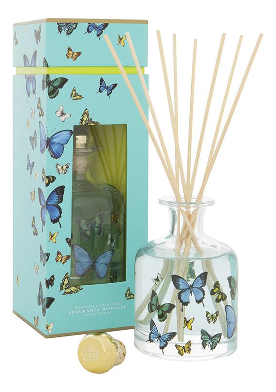 Купить Ароматический диффузор Butterflies: ароматический диффузор 250мл, Castelbel Porto