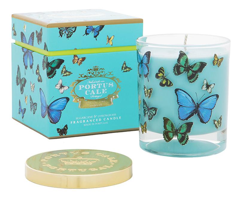 Купить Ароматическая свеча Butterflies, Castelbel Porto