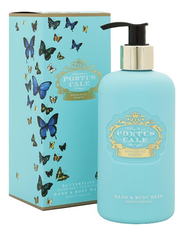 Купить Гель для душа Butterflies 300мл, Castelbel Porto