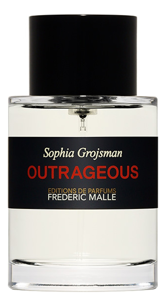 Frederic Malle Outrageous!: туалетная вода 100мл тестер frederic malle bois dorage туалетные духи тестер 100 мл